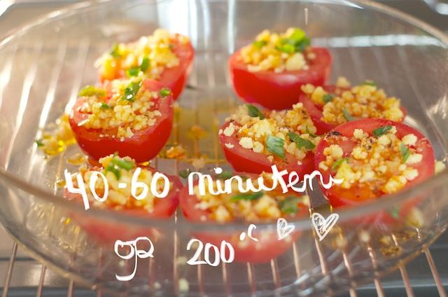 Recept: tomaten uit de oven