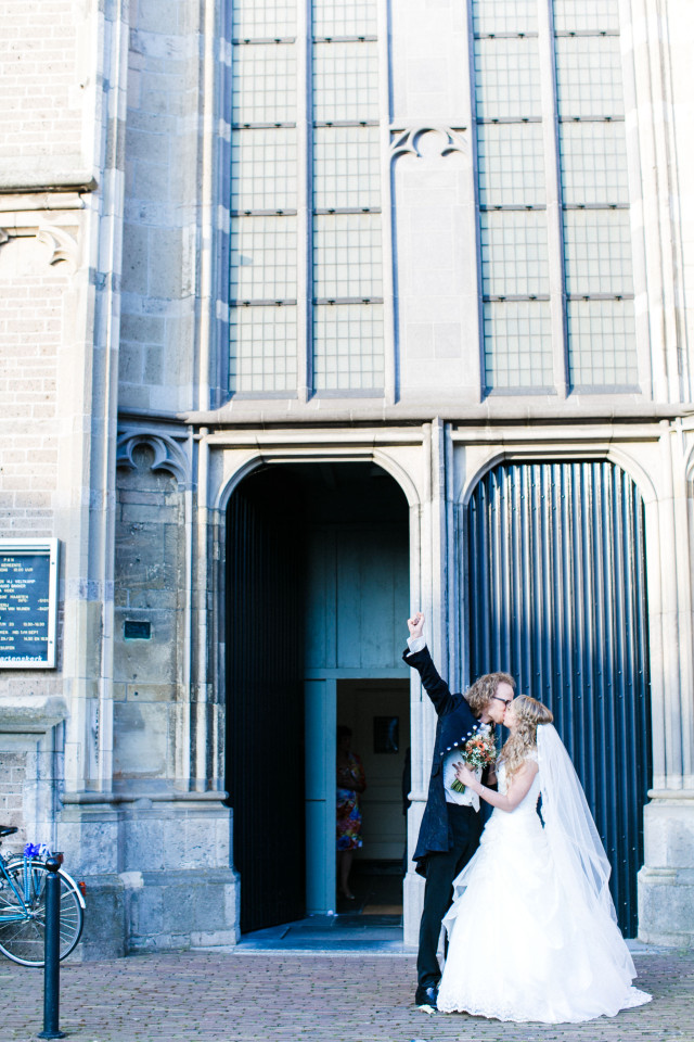 Bruiloft Shifra & Hans