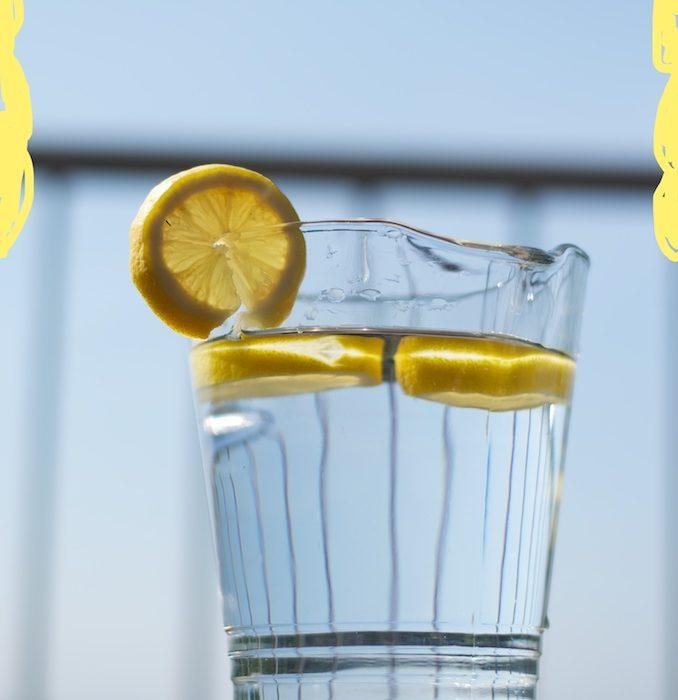 Gezond, citroen