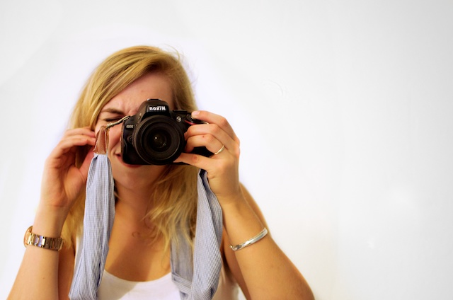 diy cameraband