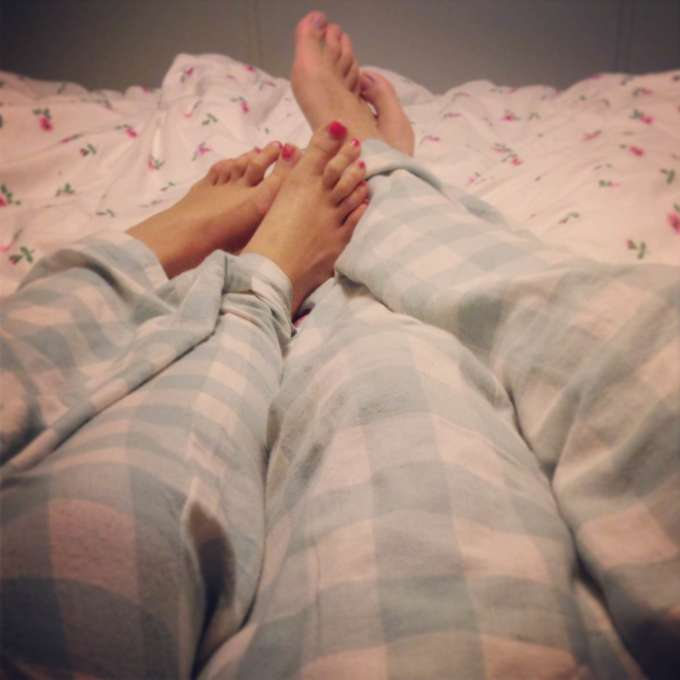 DD: unisex pyjama's