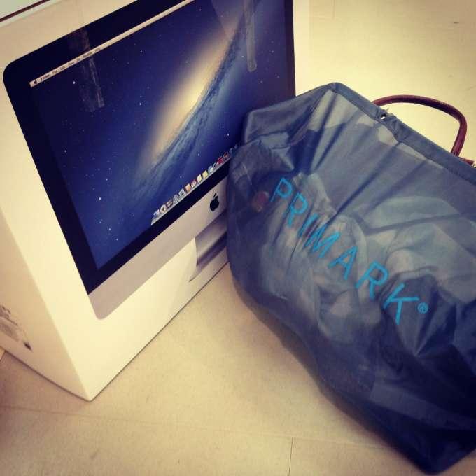 DD: iMac en Primark