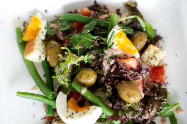 Salade niqouise