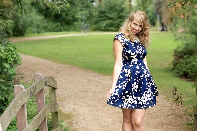 Verliefd op een jurk