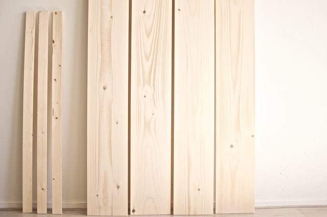 houten latjes