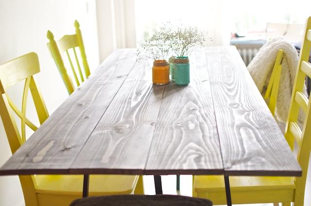 Houten Tafel Ikea : Ikea witte eettafel finest gallery of eettafels met stoelen ikea