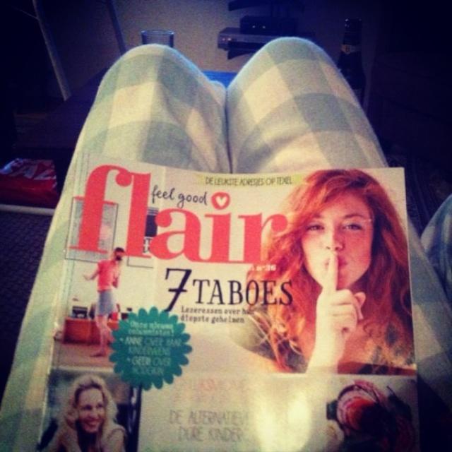 Flair lezen