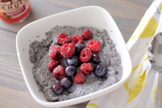 chia zaden, gezond ontbijten, gezond ontbijt, ontbijt, gezond, calorieën, koolhydraten