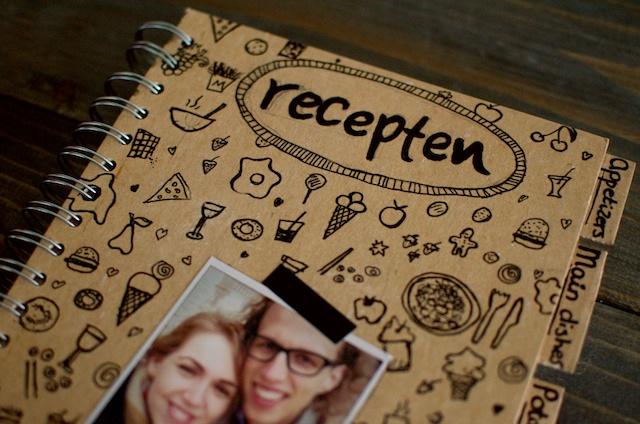 receptenboekje maken