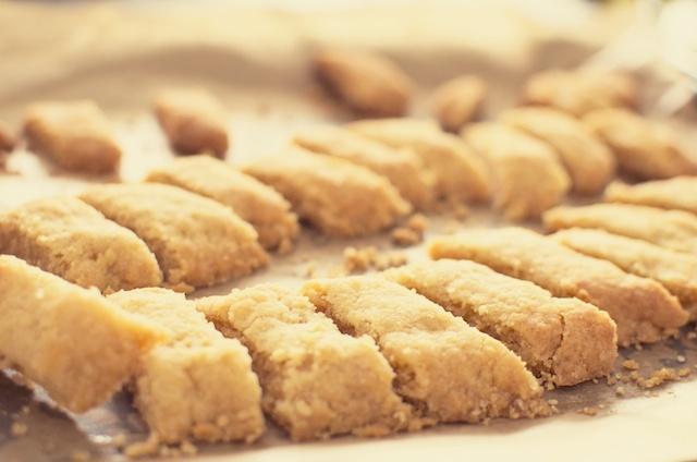 Stroop boterkoek koekjes