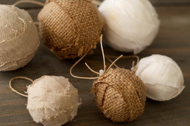 zelf kerstballen maken, zelf kerstversiering maken, shifra