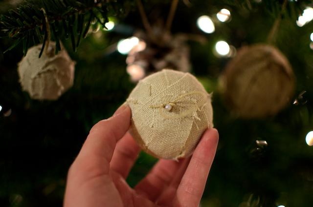 Kerstballen DIY