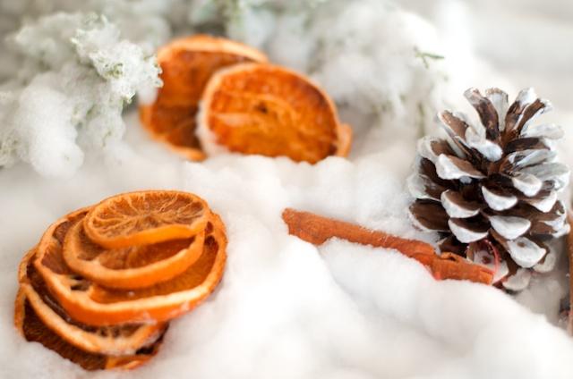 kerst decoratie, kerstversiering, sinaasappels kerst, oranje kerst