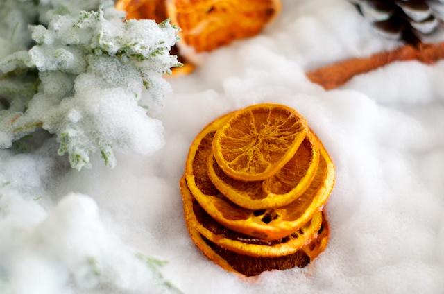 Sinaasappels drogen in een paar stappen!