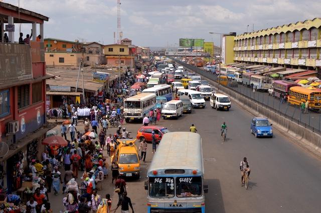 Ghana verhalen van A Cup of Life