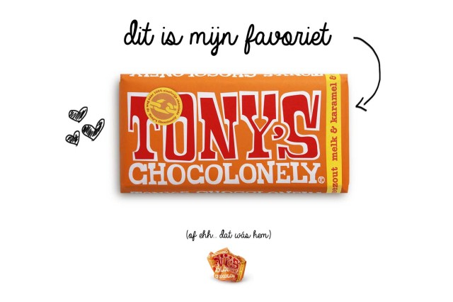 Tony 's Chocolonely