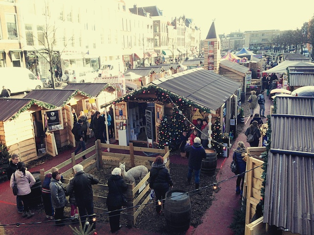 kerstmarkt leiden, kerstmarkt nederland,