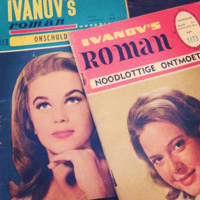 oude tijdschriften, oude vrouwenbladen, waar vintage tijdschriften, waar vintage tijdschriften kopen, oude tijdschriften kopen