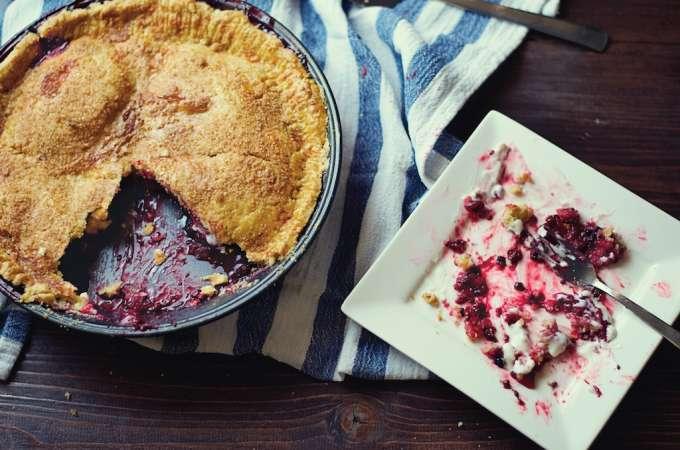 Appel-Bramen-taart