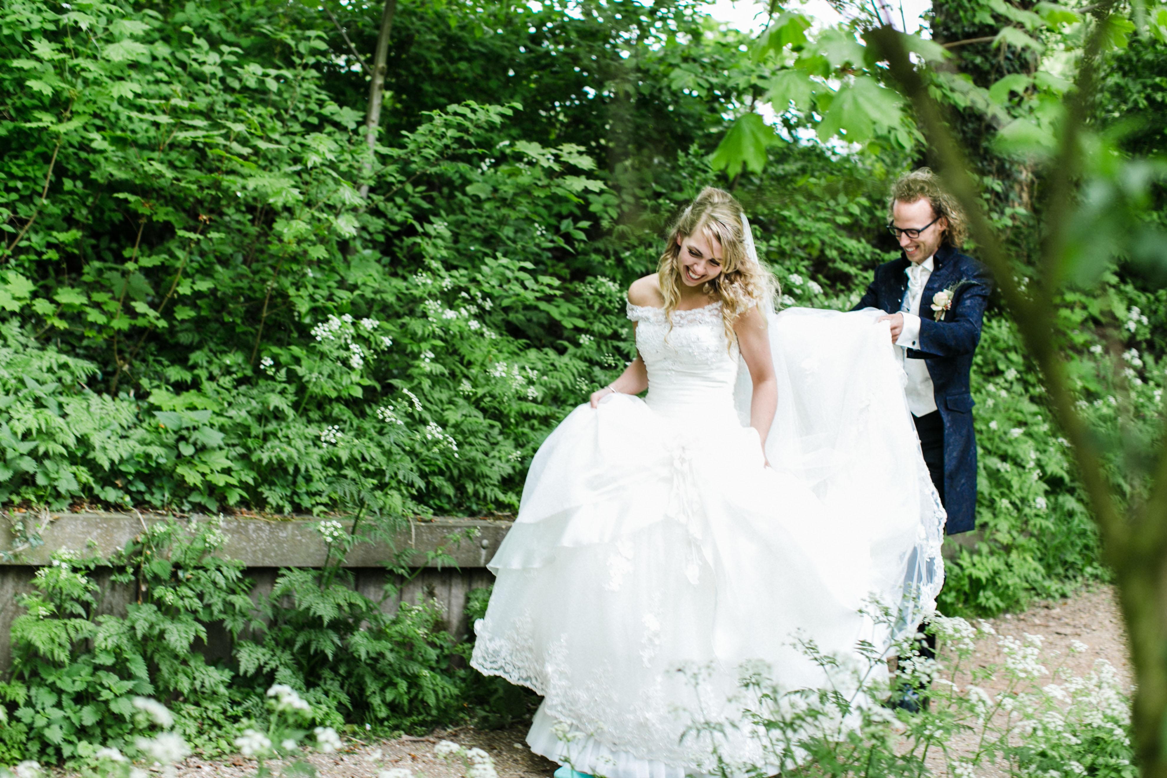 Tips voor de perfecte DIY-bruiloft