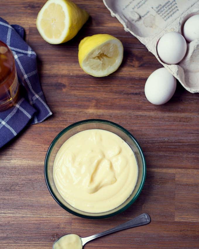 recept voor zelfgemaakte mayonaise, zelf mayonaise maken, recept mayonaise