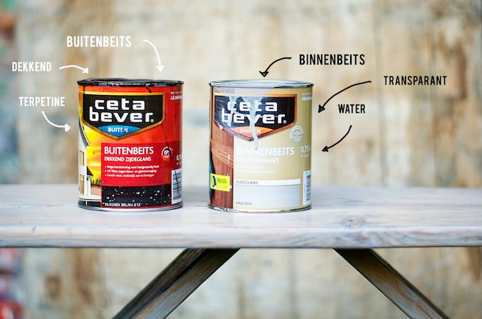 Vaak Tips & trucs voor hout beitsen (deel 2) | A Cup of Life HG72