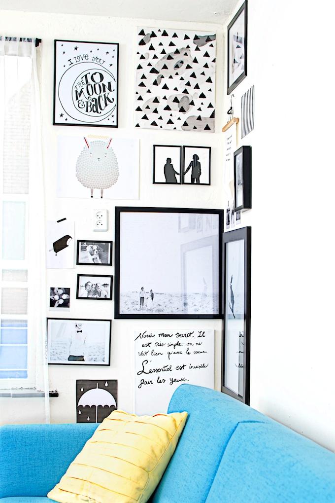 foto galerij muur