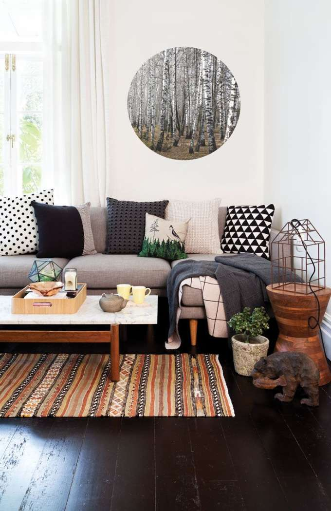 interieur obsessie wollige grote kleden a cup of life