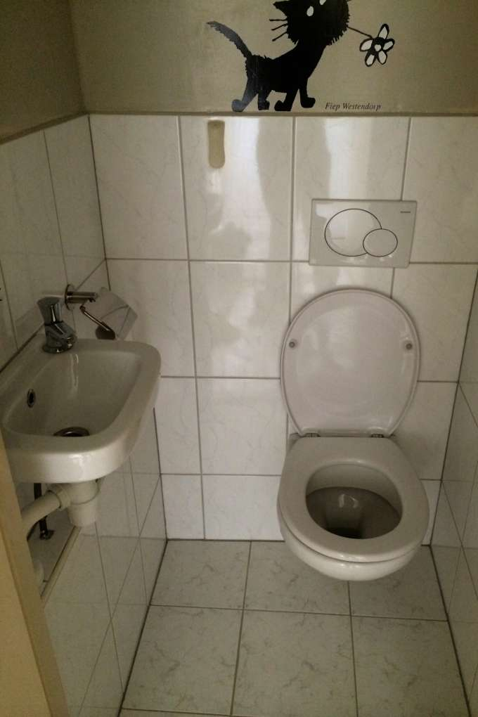 Toilettour (helemaal af!)