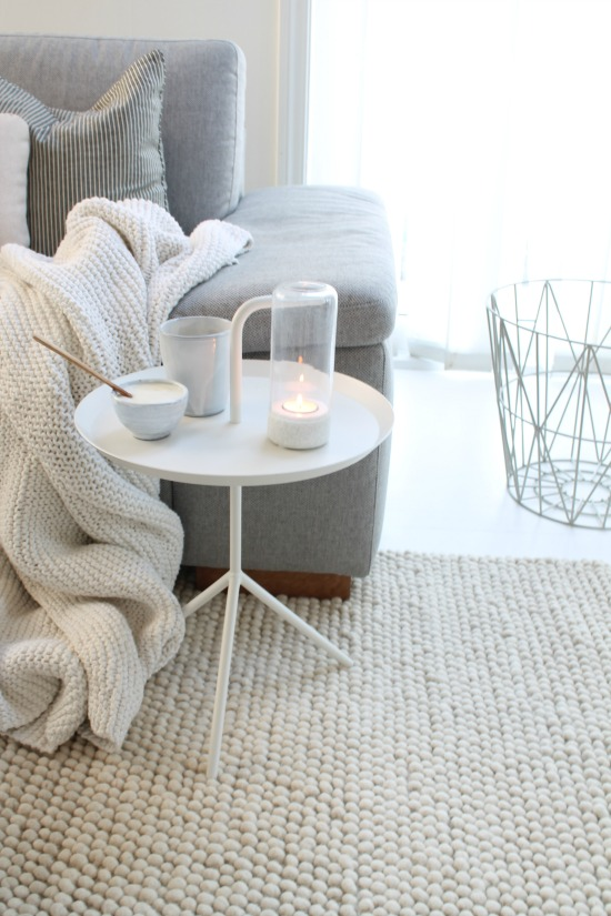 Interieur obsessie: wollige grote kleden | A Cup of Life