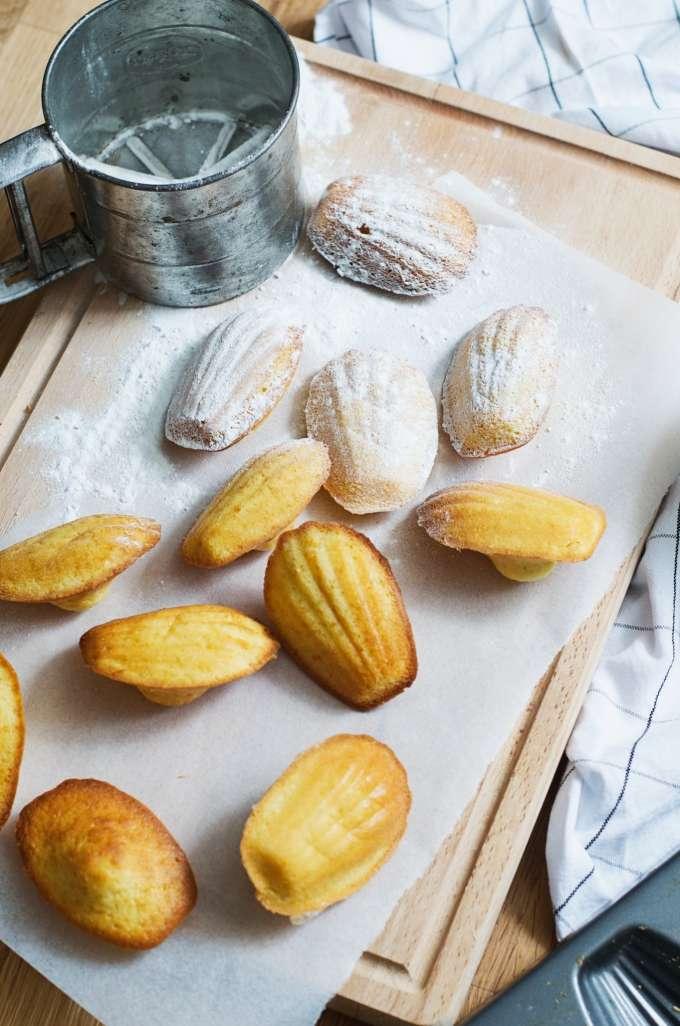 Recept voor madeleines (3)