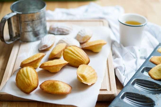 Recept voor madeleines (4)