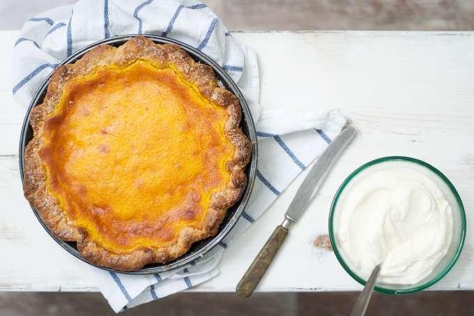 pompoenentaart, pompoentaart, pompoentaart recept, pumpkin pie recept, pompoentaart bakken