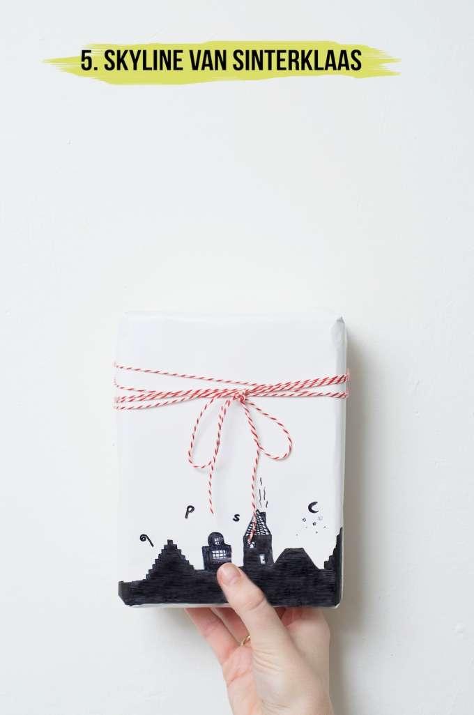 sinterklaascadeaus inpakken, sinterklaascadeautjes inpakken, inpakmanieren, hoe pak je cadeautjes leuk in, suprises sinterklaas