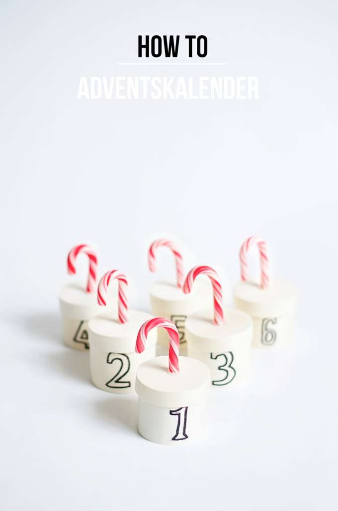adventskalender diy, zelf adventskalender maken, originele adventskalender maken, adventskalender maken