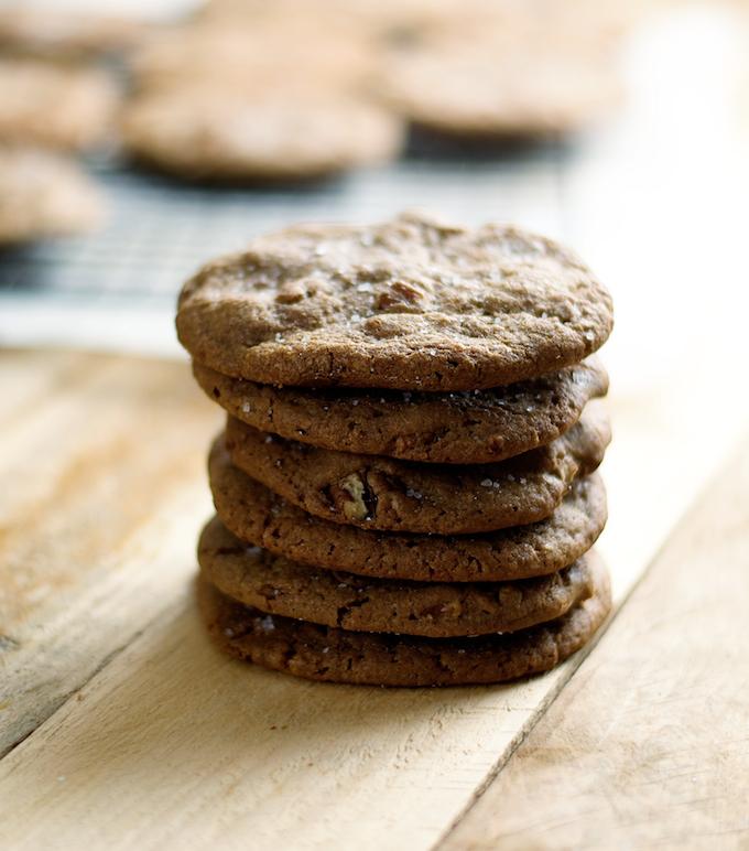 Chip chocolate koekjes bakken