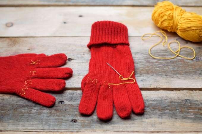 zelf handschoenen maken, wanten maken, wanten naaien, nederlandse diy blog,