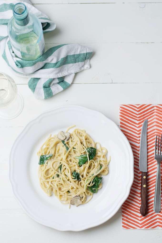 een pans pasta, hoe maak je een pans pasta, snelle pasta, makkelijke pasta, goedkopere pasta