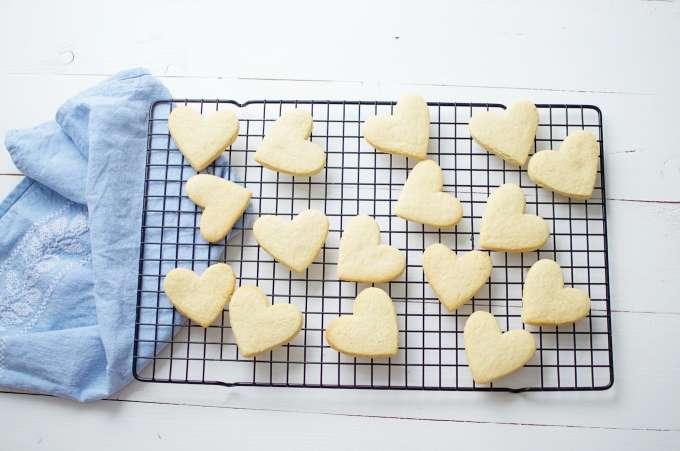 valentijnsrecept, koekjes voor valentijn, valentijn recepten, zandkoekjes recept