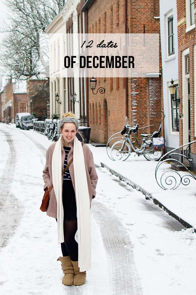 12 dates of december