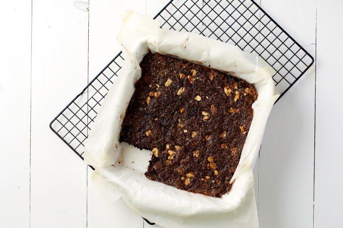 Triple chocolate brownies (met minder vet!) (6)