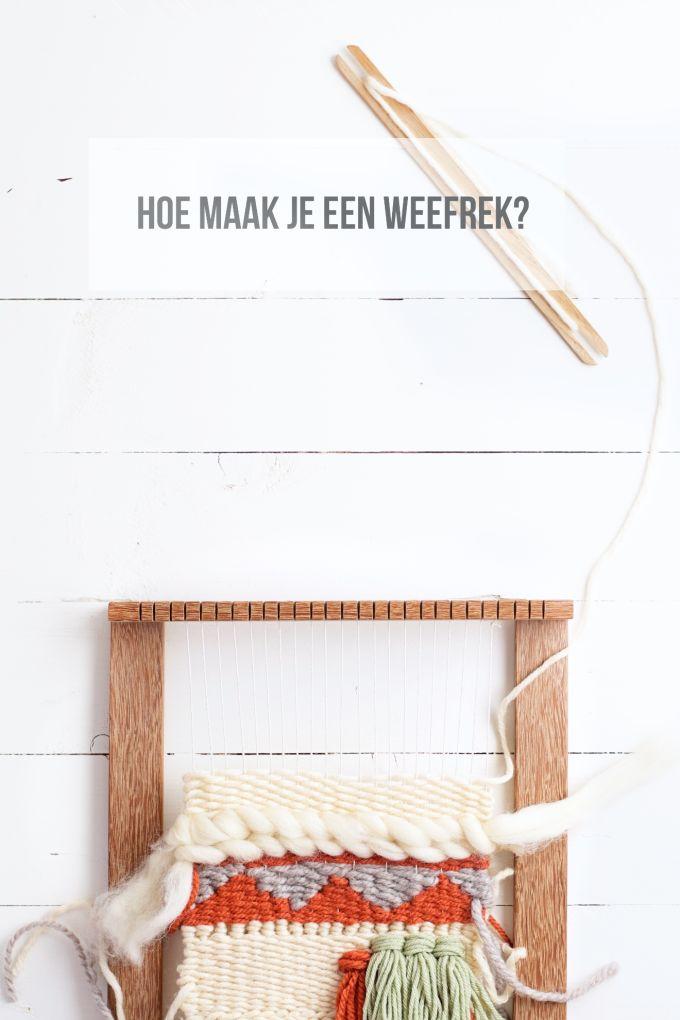 Hoe maak je een weefrek (18)