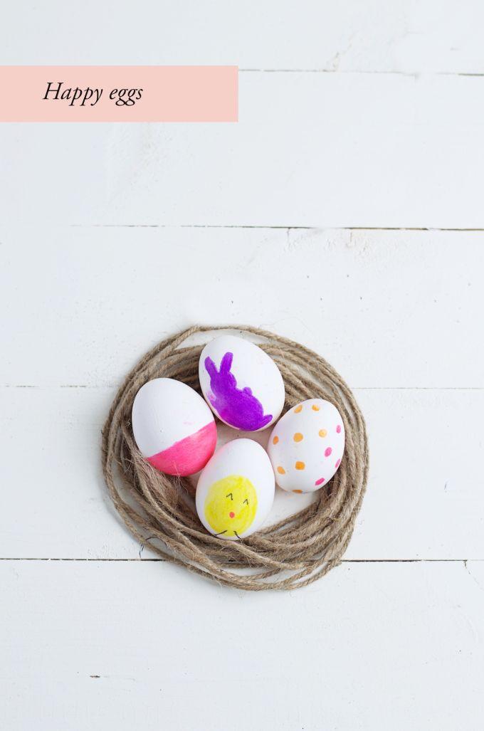 Verf je eieren creatief 4 manieren (7)