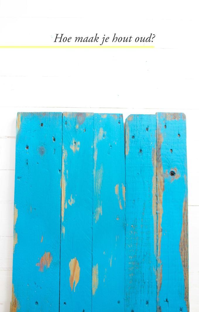 hoe maak je hout oud (14)