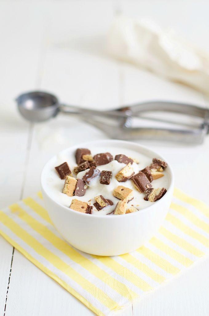 frozen yoghurt recept