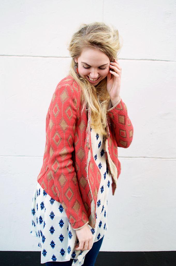 Lente outfit, kleren voor de lente
