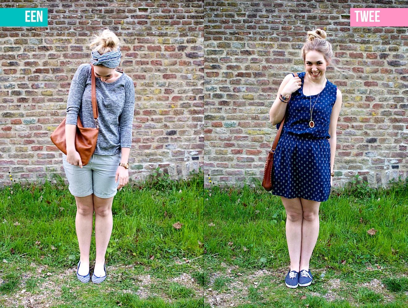 Zes outfit met zes kledingstukken (1)
