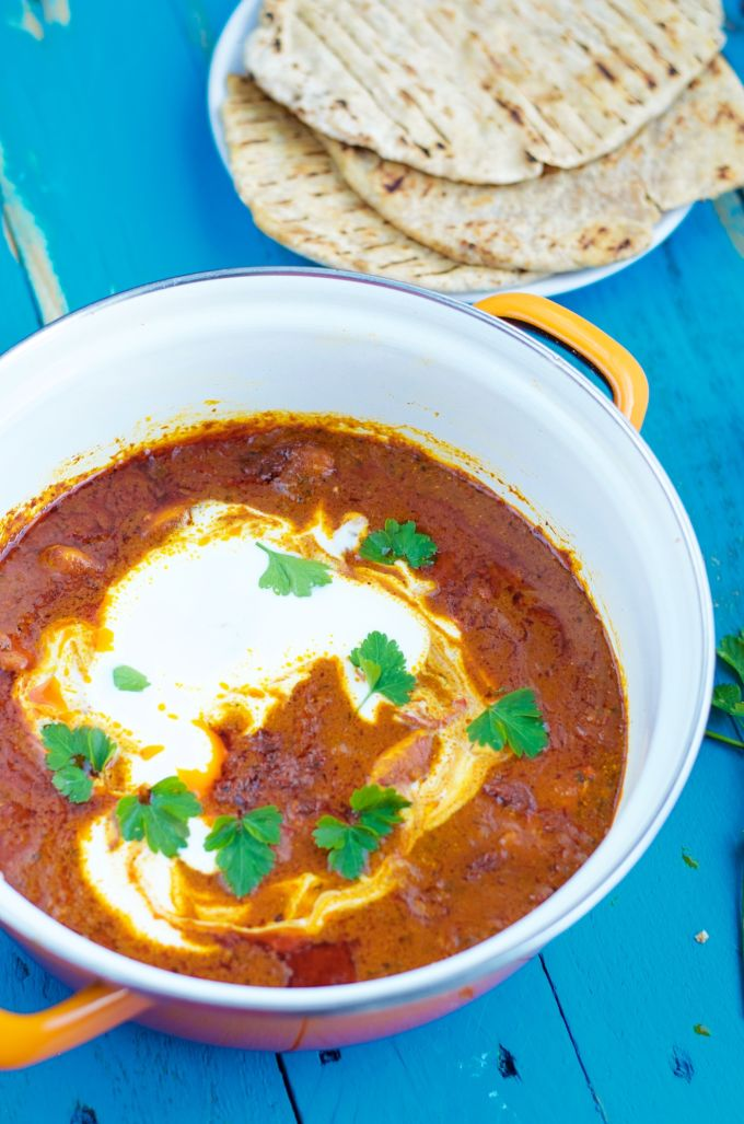 The best recipe for chicken tikka masala