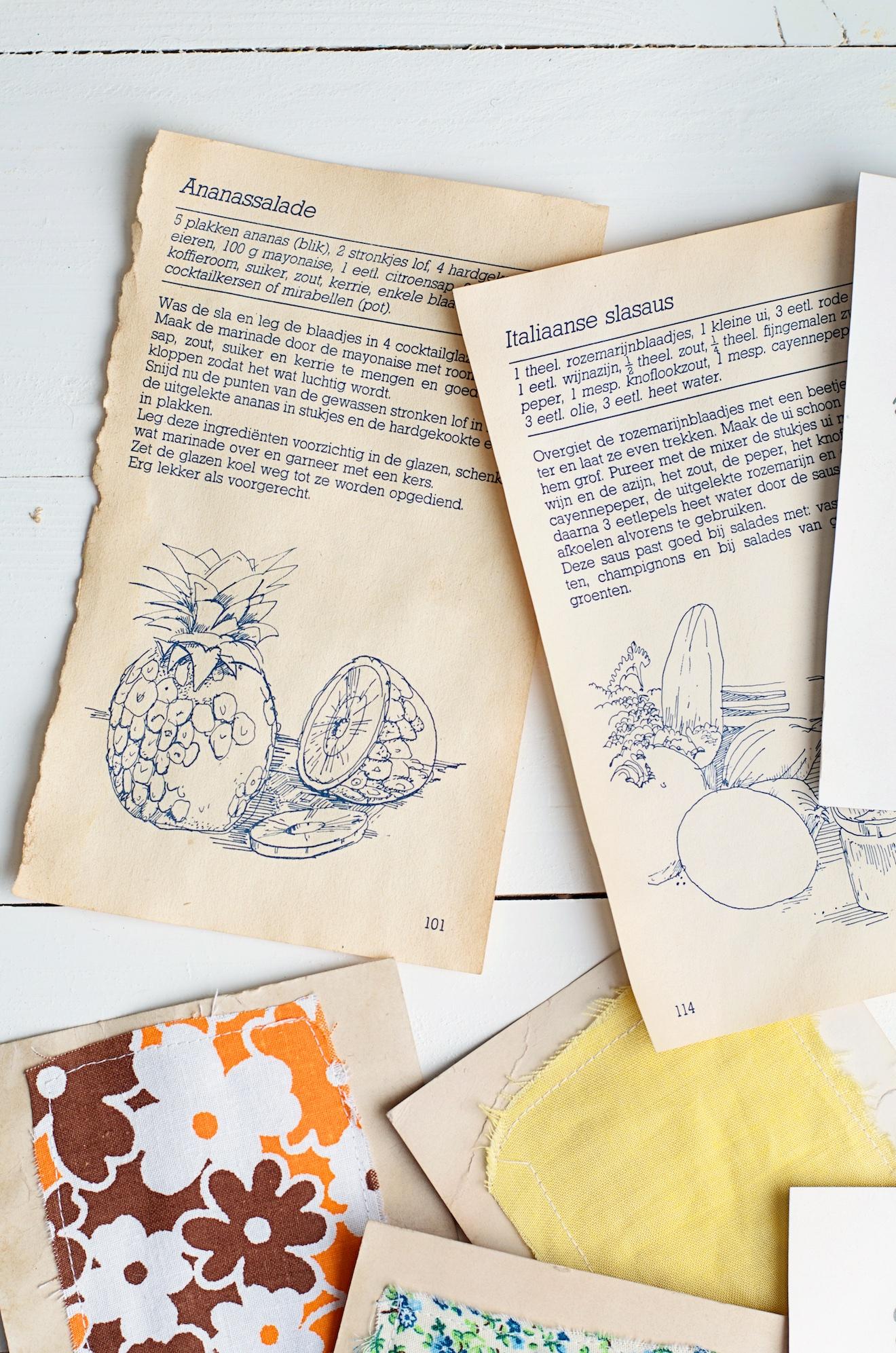 papier donker maken met thee2 (1)