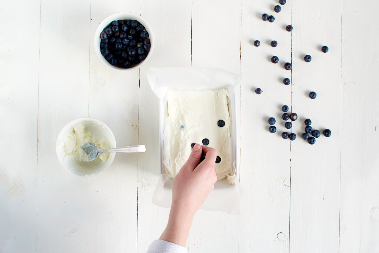 bevroren yoghurt recept
